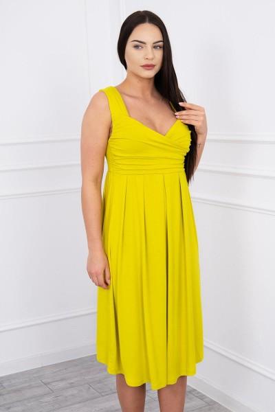 Suknelė su raišteliu (Kivio spalva)